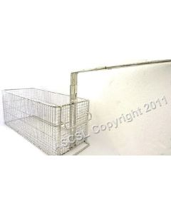 Basket - 360mmx150mmx150mm - Bartlett Yeoman Fryer D11G