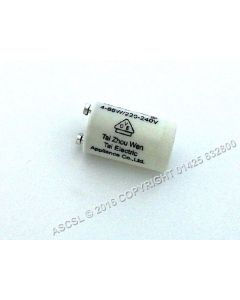 Starter For Fluorescent Lamp - WFS-U **2 only at this price**