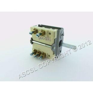 3 WAY Selector Switch - Prince Castle Lockhart/ Hatco TM10H TT-300N  Toastern T150 521822