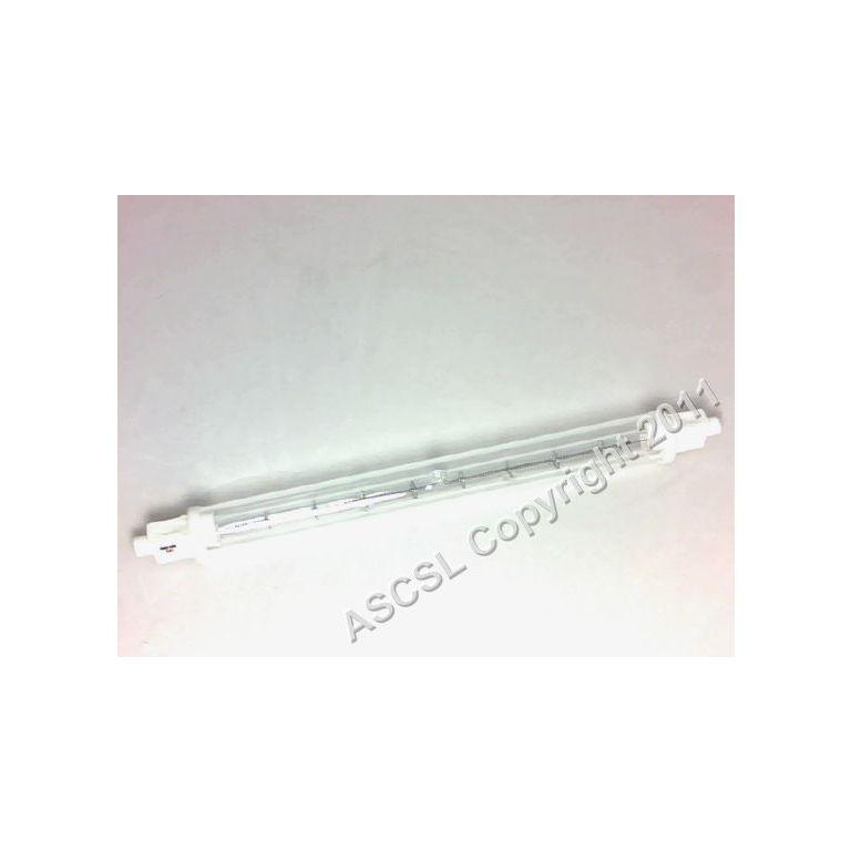 300wt Push In Halogen Heat Lamps 219mm Kitchen Food Heat Lamps