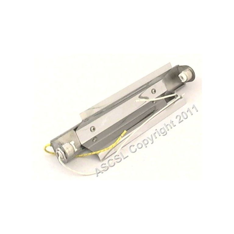 Halogen Lamp Holder suitable for 300 & 500wt Gantry Food Heat Lamps 220mm overall length