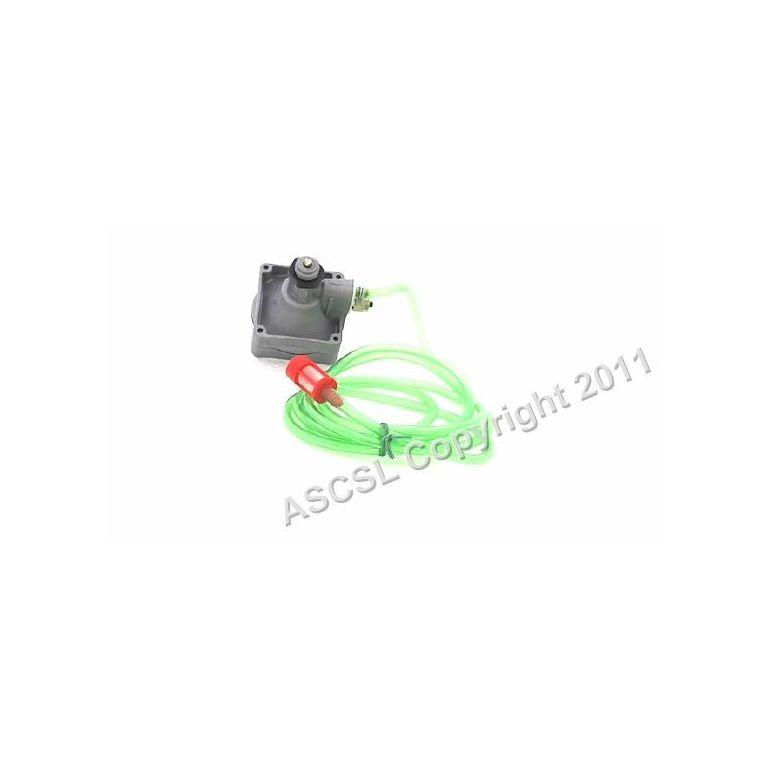 Grey Rinse Aid Pump Hydraulic 3 Way Type 10705