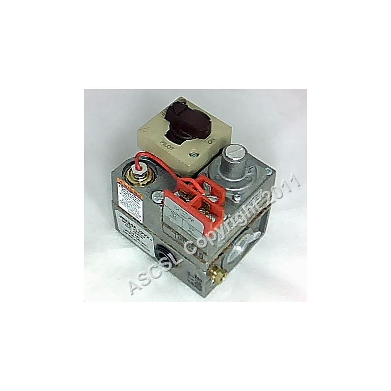 Gas Valve- Honeywell VS820A1054 Gas Valve - Imperial Elite IFS2525 Fryer CIFS40  # For valves with brown control knob