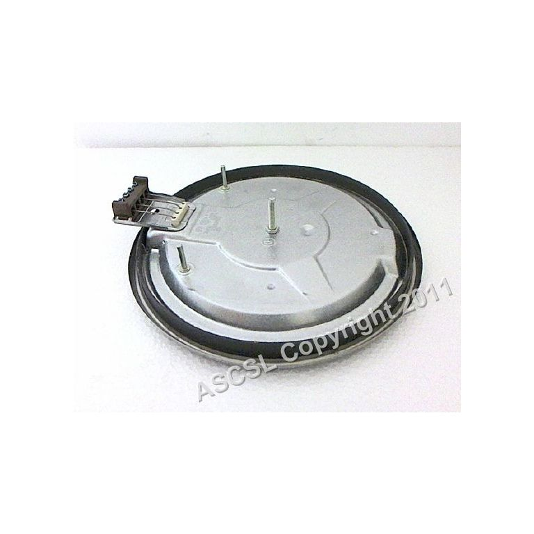 2.6Kwt Hot Plate Element 220mm dia 2600W 230V 50Hz - Stott Benham Cambridge Oven