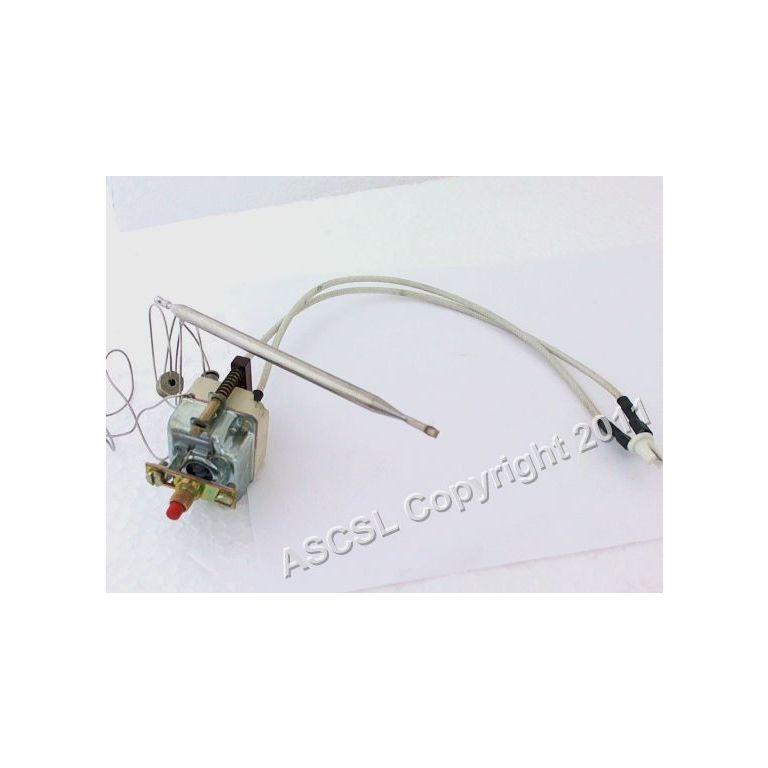 Single-Phase Fryer Thermostat 230'C