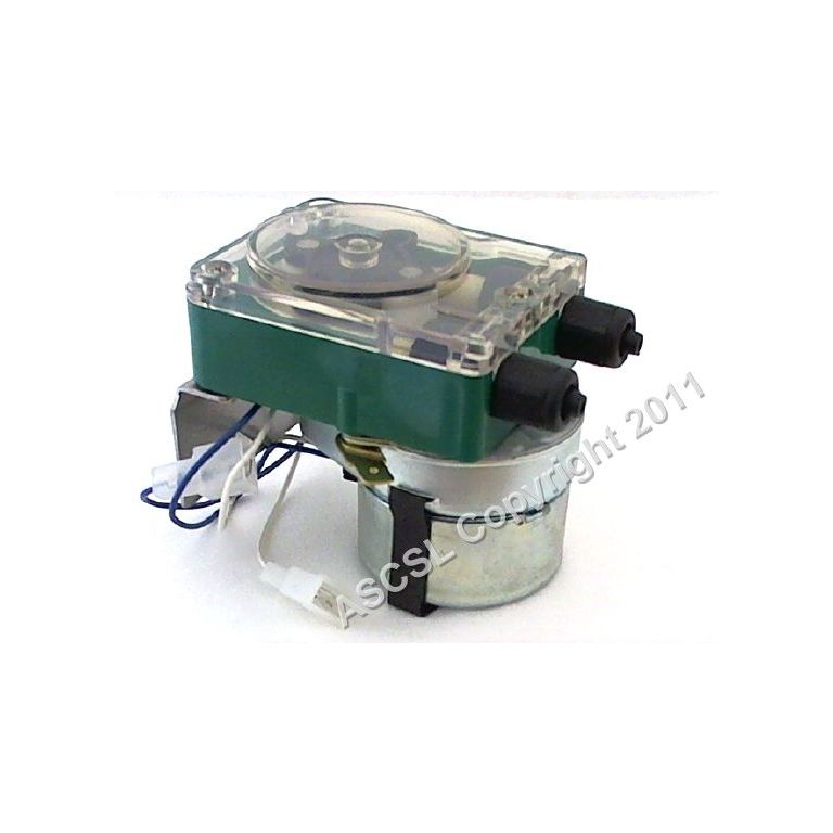 SUPERSEDED Detergent pump - Adler CF40 Dishwasher Peristaltic Pump