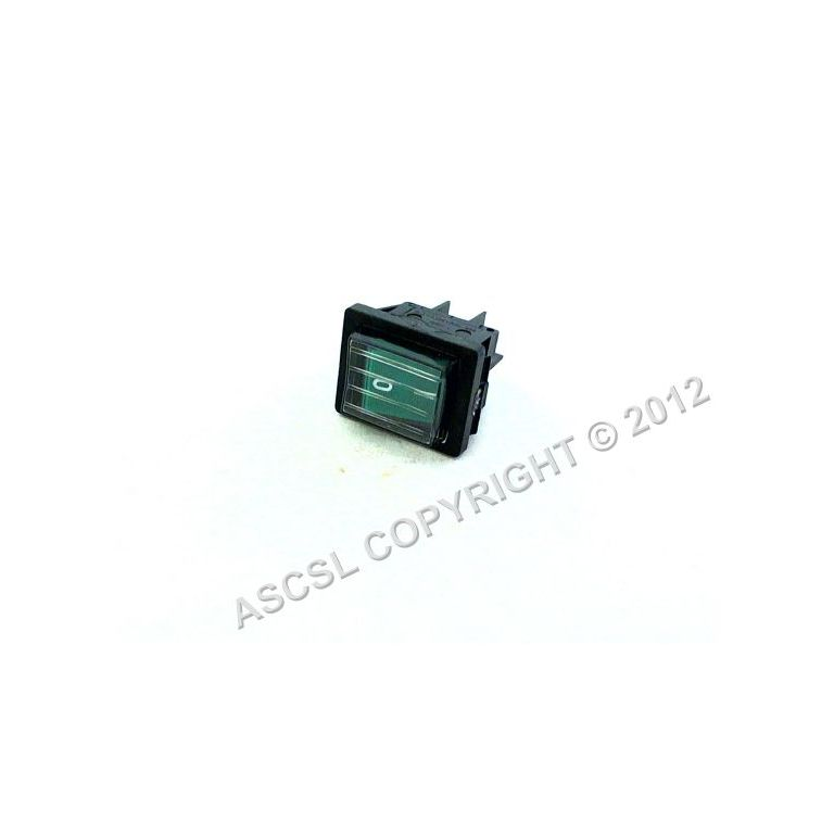 SUPERSEDED  Control Switch Green - Polar G4100TN Fridge Brema Ice machine