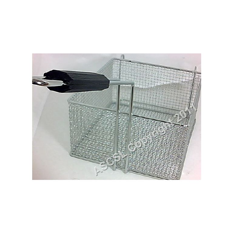 OBSOLETE Fryer basket 250mm x 230mm