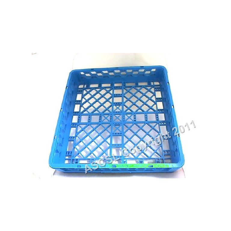500mm x 500mm Open Dishwasher basket