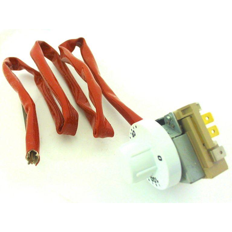 SUPERSEDED Temperature Controller & Knob - Caterlux Bain Marie 41ER110B1- ET50202/AC