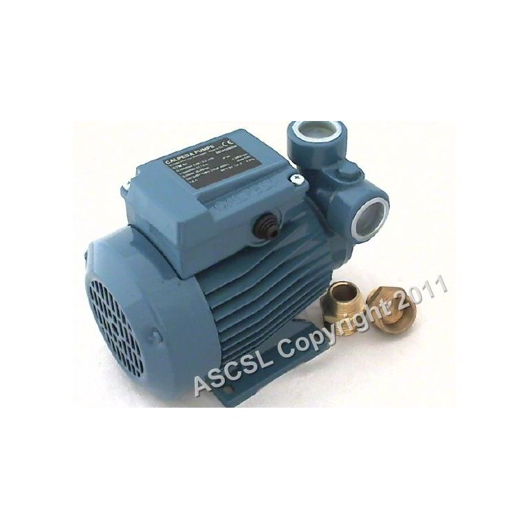 SUPERSEDED Rinse Booster Pump - CTM61