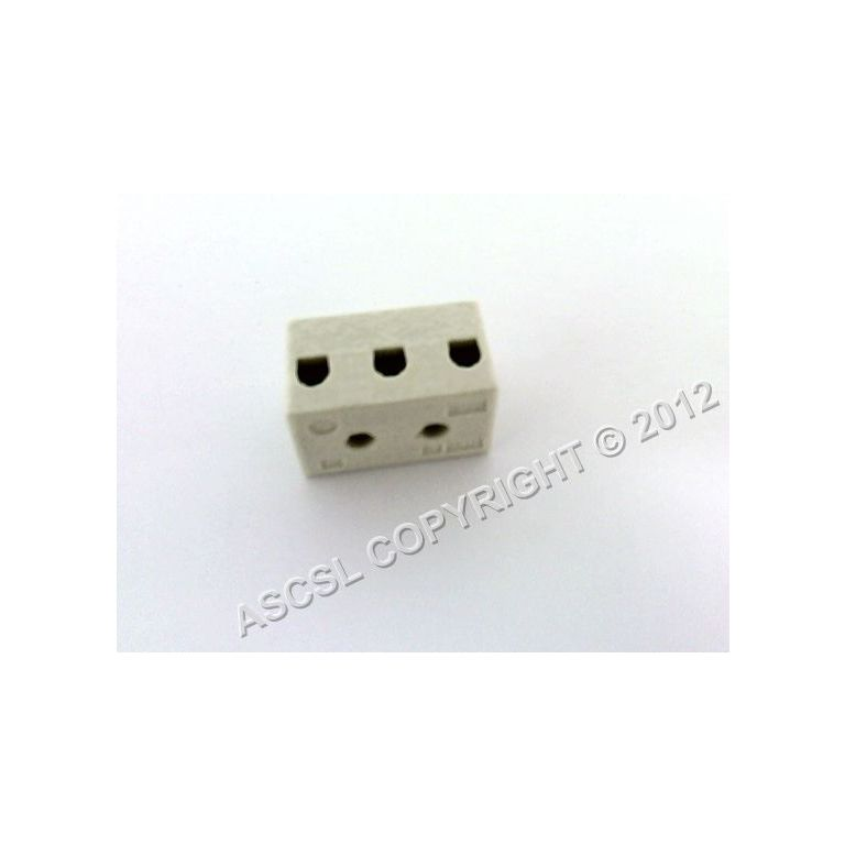 30amp Porcelain Connector 2 Way