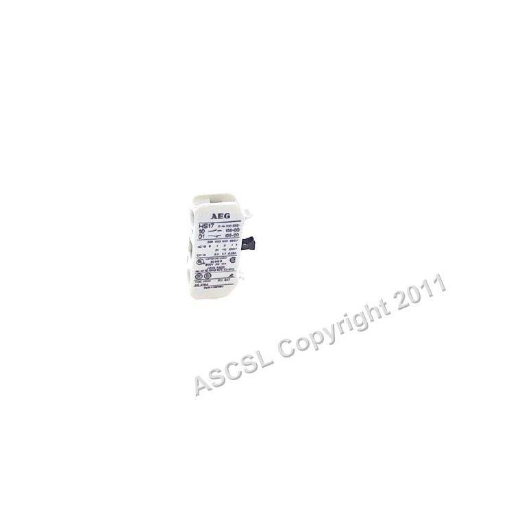 BCLF01 Contactor - AEG HS07K 01