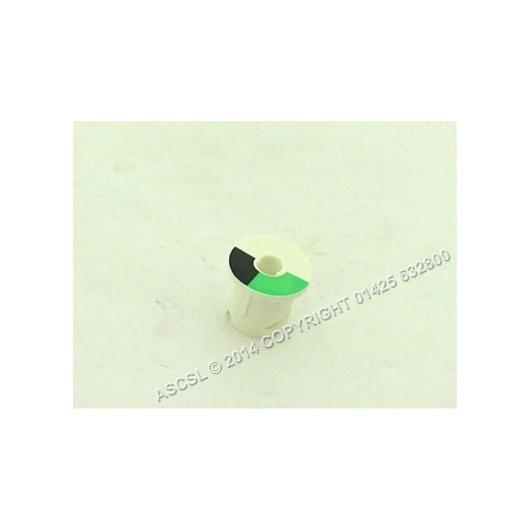 Black/Green Turntable - Clenaware EMECH401 Glasswasher