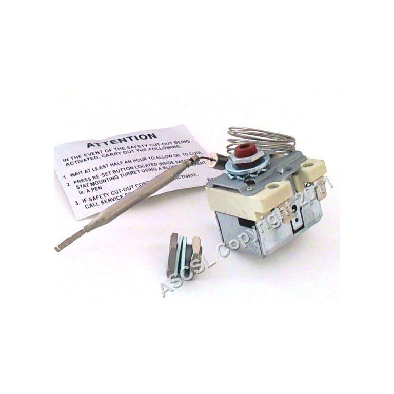 High Limit Thermostat 234C - 8K 1050G 96/6 - ego