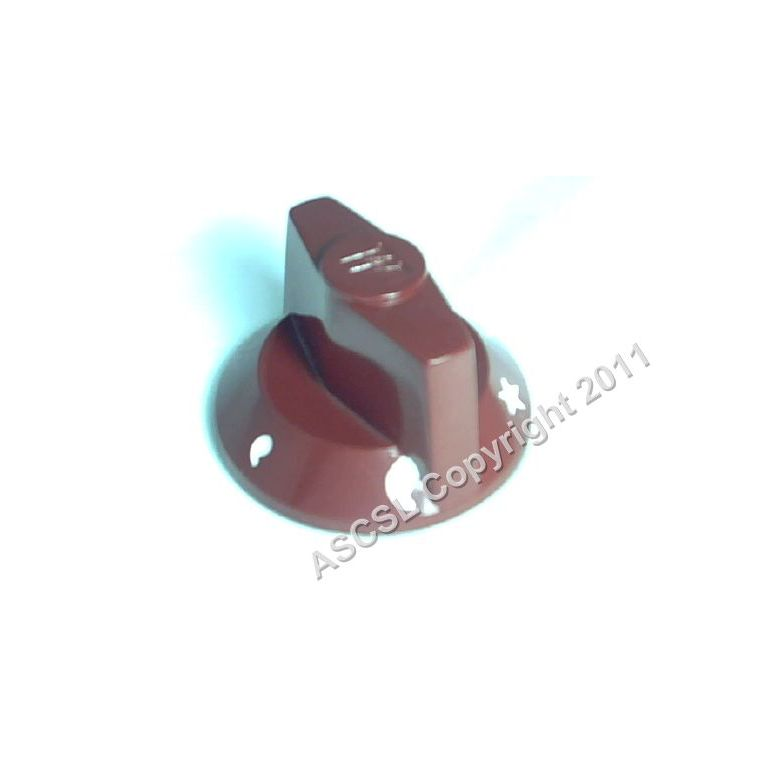 SUPERSEDED Red Gas Control Knob - Wolf C34 Range