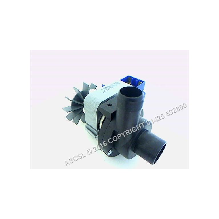 Drain pump (without filter) - Silanos DC070A DC1000 DCPGPD50AIS Dishwasher