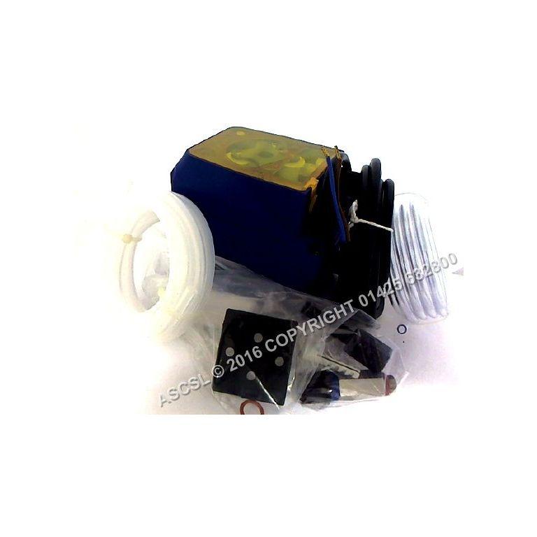 Blue Rinse Aid Pump - Meiko Ecostar FV530F