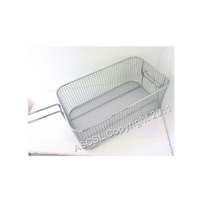 Fryer Basket L1 300mm W1 175mm H1 120mm # Suitable for Mareno Fryer * 3 at this price *