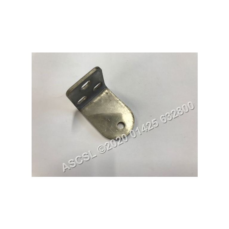 L/H Lower Hinge - Blizzard - Fridge - BCC2-2D