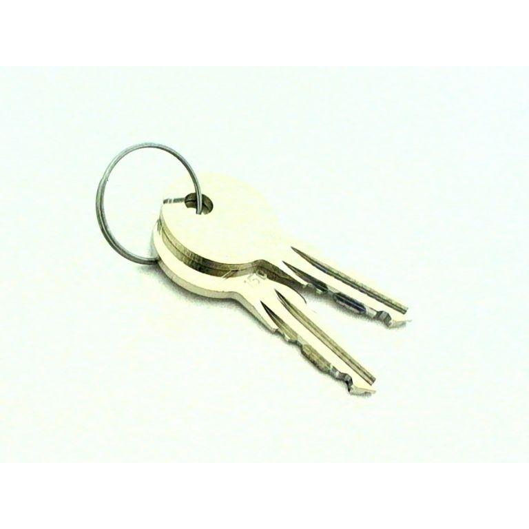 Keys (Pair) - Vestfrost - Fridge - FKG371 Special order item - non returnable
