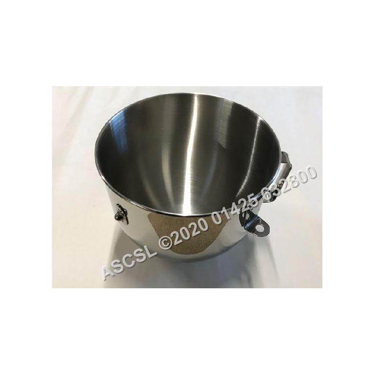 5qt Bowl - Kitchen Aid 5KPM5 Mixer external ø 210 mm - height 175 mm