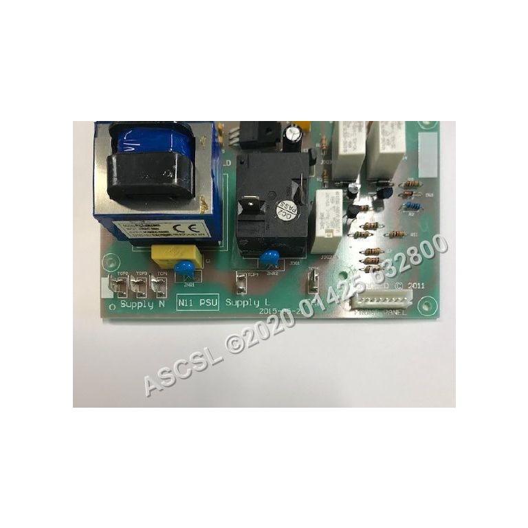 Rear Power Board - Labcold RLDF0510 - Fridge