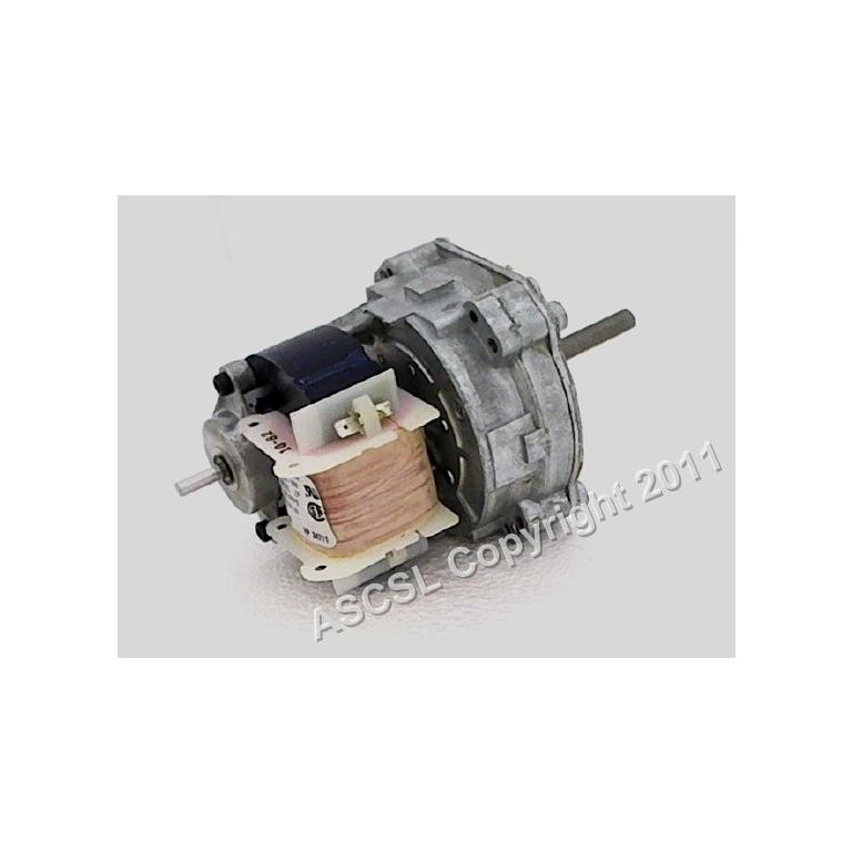 Gear motor - Hatco TK-100 Toaster (only for 60HZ units, ie. offshore)