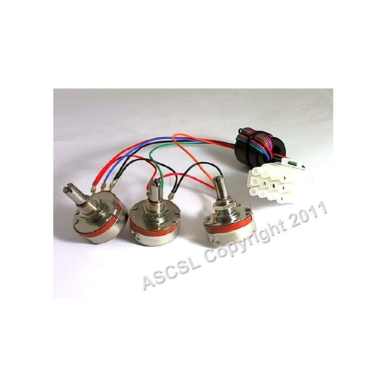 Potentiometer with harness - Hatco MFG Toaster