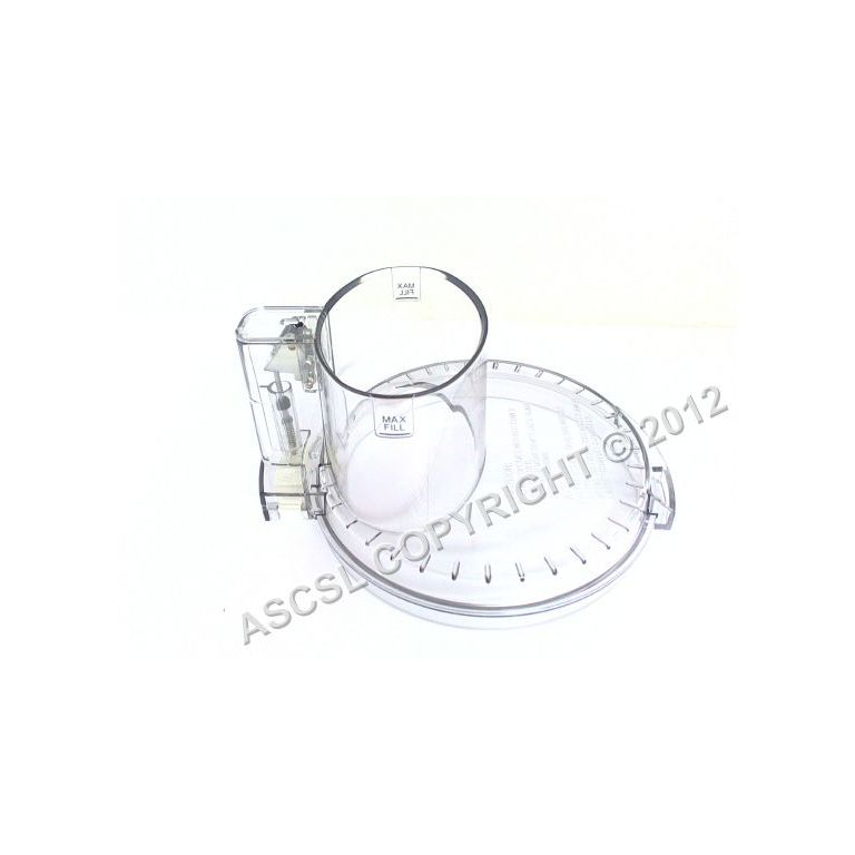 Lid- Waring WFP14K Food Blender Bowl Lid