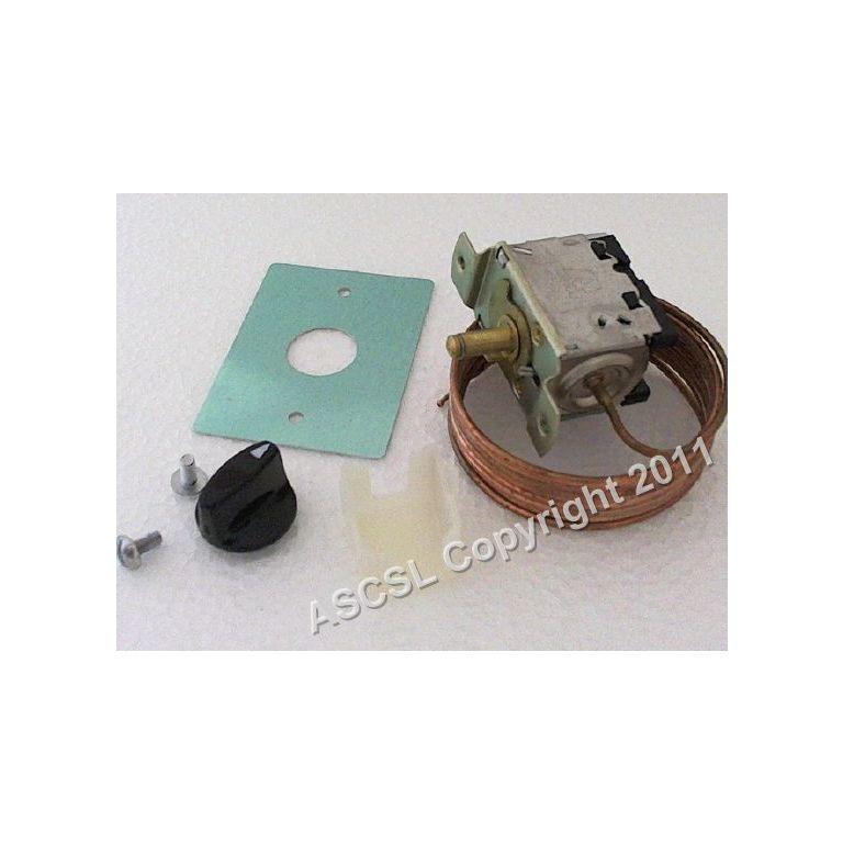 OBSOLETE Thermostat- Hussmann Ice Cream Cabinet Thermostat DCCG6220B