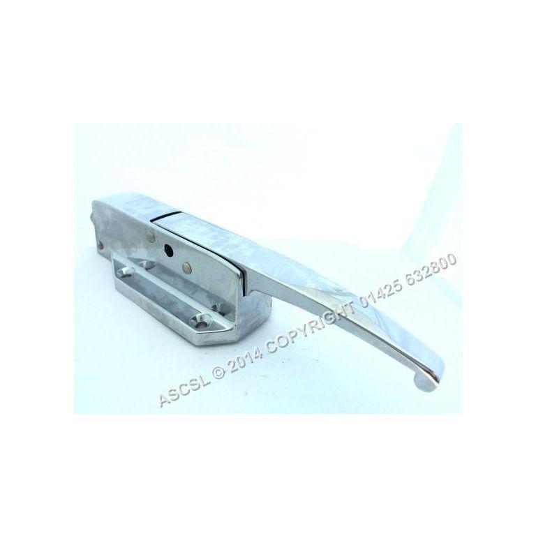 Handle (polished chrome) - Kason - Fridge - 58-1-54