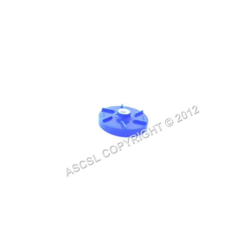 Standard Bowl Impellor (Blue)- Crathco D256-3 Beverage Machine