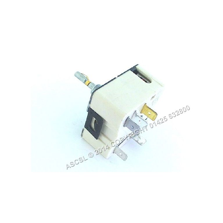 Temperature Switch 240V AC 15A Lang Oven Special Order, Non-Returnable, Non-Cancellable
