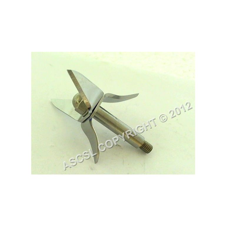 Blade & Shaft Assembly - Waring BB180PK Blender