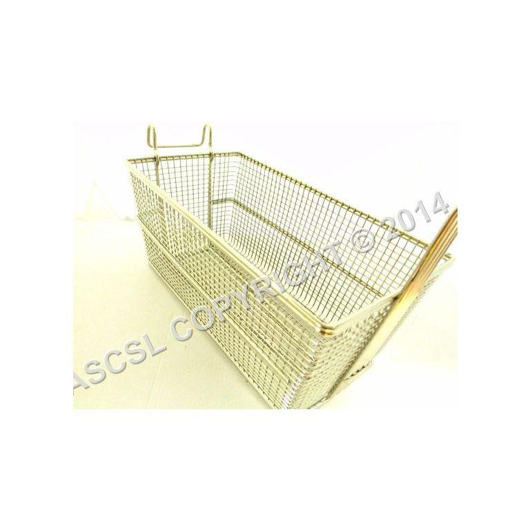 Fryer Basket, twin size, front hook - Anets Elite - Fryer