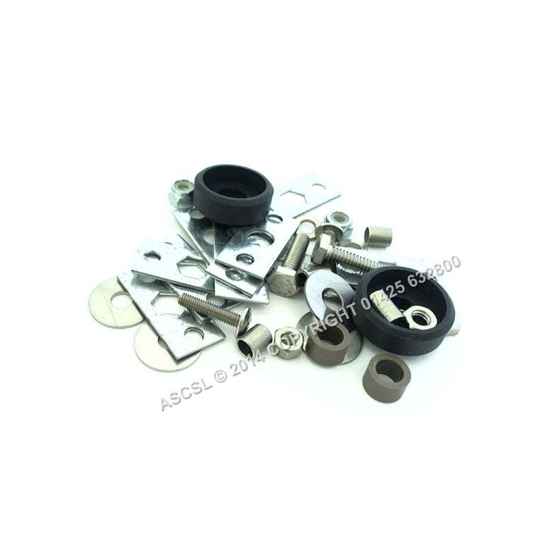 Roller Kit - Winston HBA0D2GV Drawer Warmer (includes 2 rollers)
