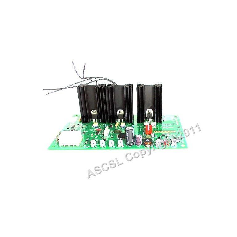 Control board c/w high limits - Hatco MFG toaster
