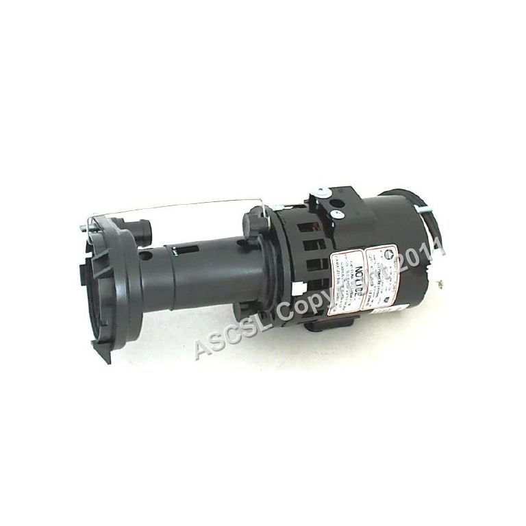 Water Pump and Motor - Scotsman Ice Maker CME S06AS-6B