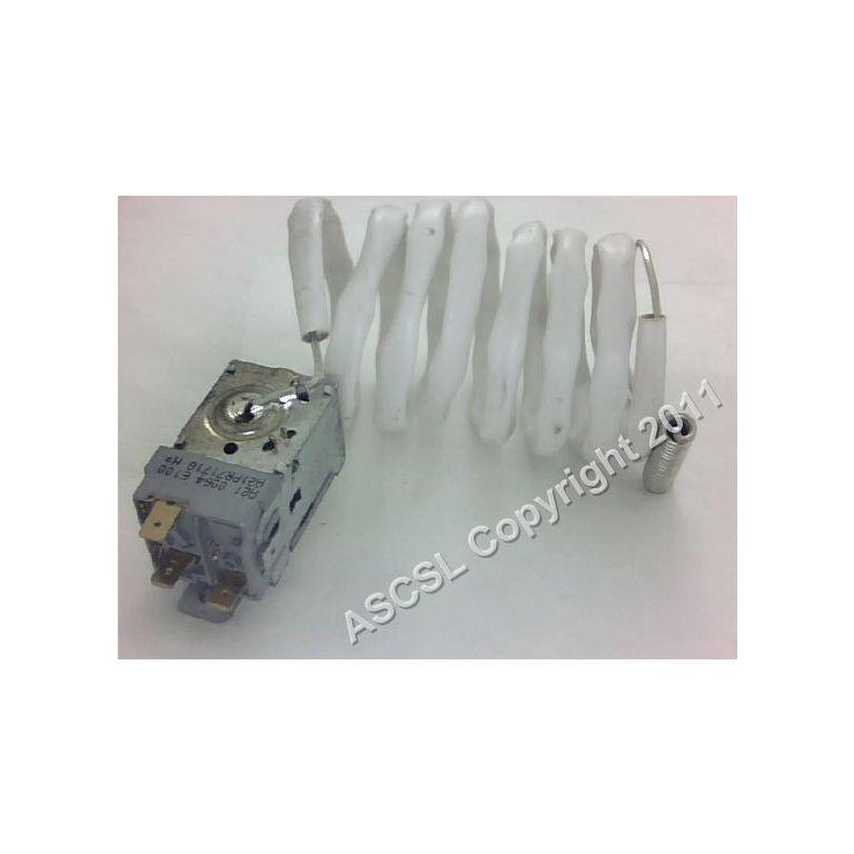 Ice Thickness / Evaporator Thermostat -Simag SC/F/50 SD60 Ice Machine Ranco K22 L1074