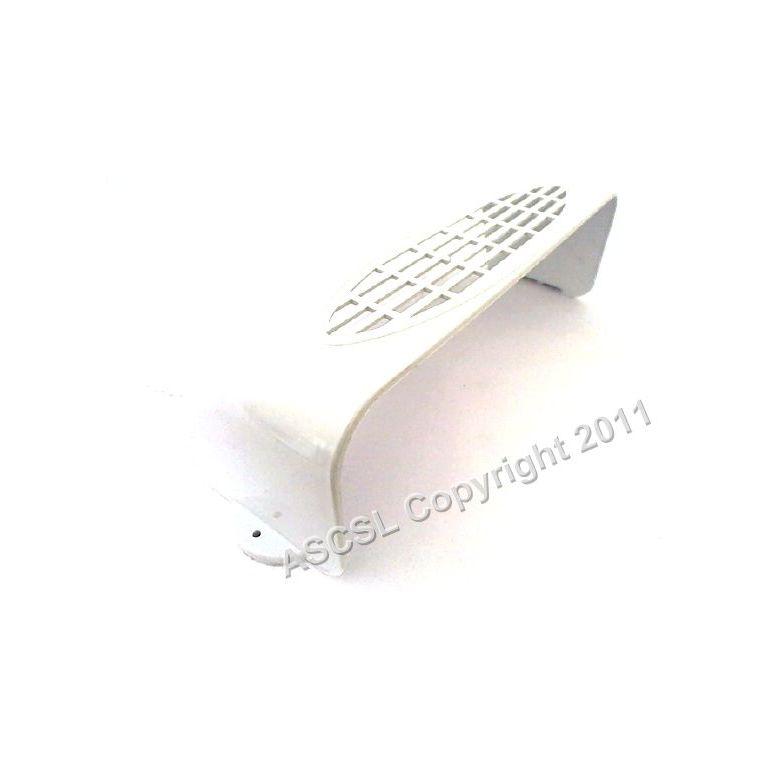 Evaporator Fan Motor Cover - Mondial KPRX40 KICPRX60LT PR60 CFKS471-WHITE Fridge