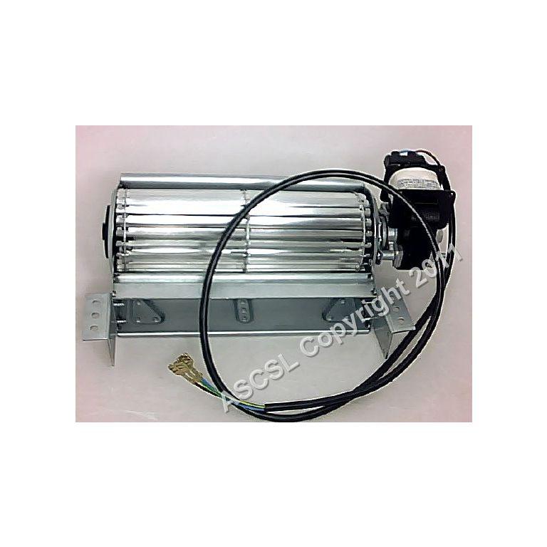 Condensor Fan Motor 180mm Wheel 60mm Dia - Mondial Elite Fridge KIC PRX40 M2673 KICPRX60 KICPR60