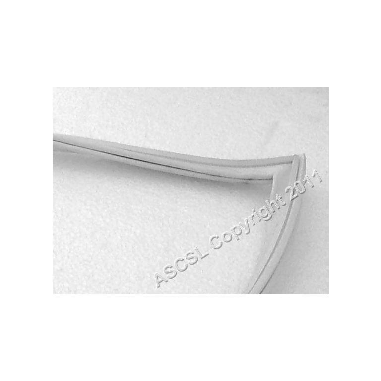 Push In Fridge Door Seal 1705 x 580mm - for all Mondial Elite 40 glass door cabs