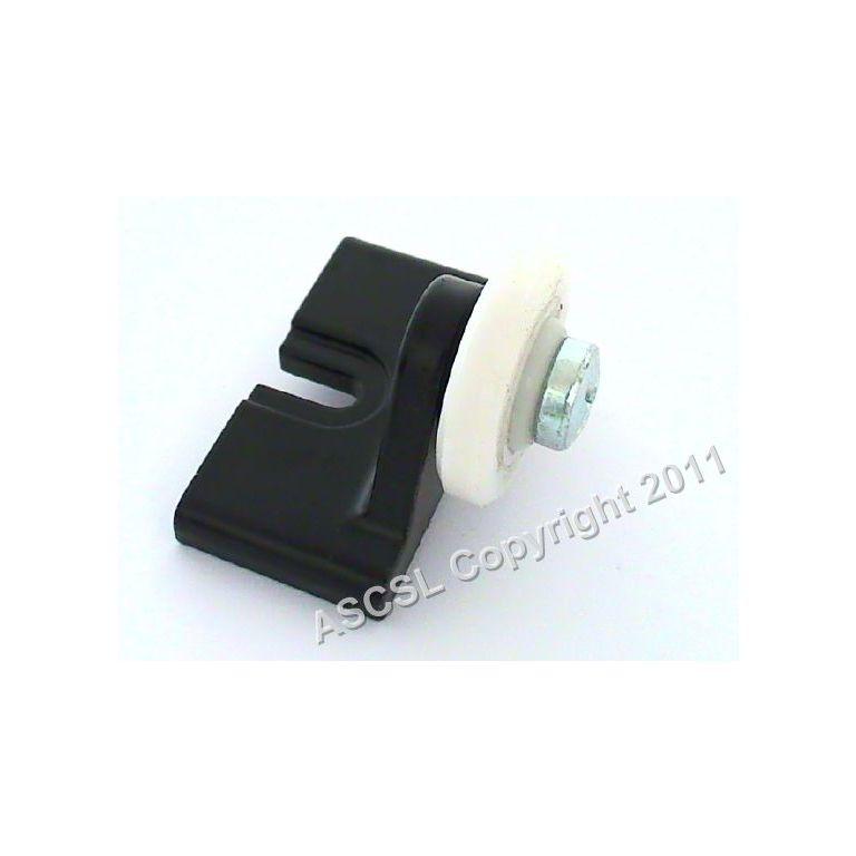 Black Complete RH Door Roller - Mondial Elite KICNX60