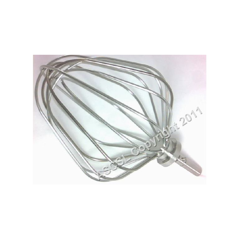 Whisk 12 Wire Stainless Steel - Kenwood PM900 KM800 Mixer