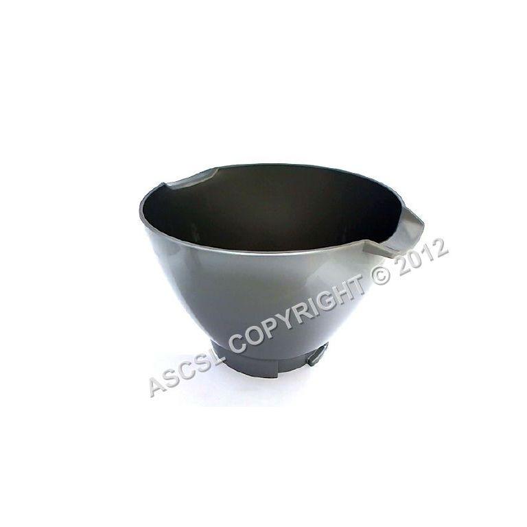Grey Round Mixing Bowl - Kenwood Chef KM300 Mixer