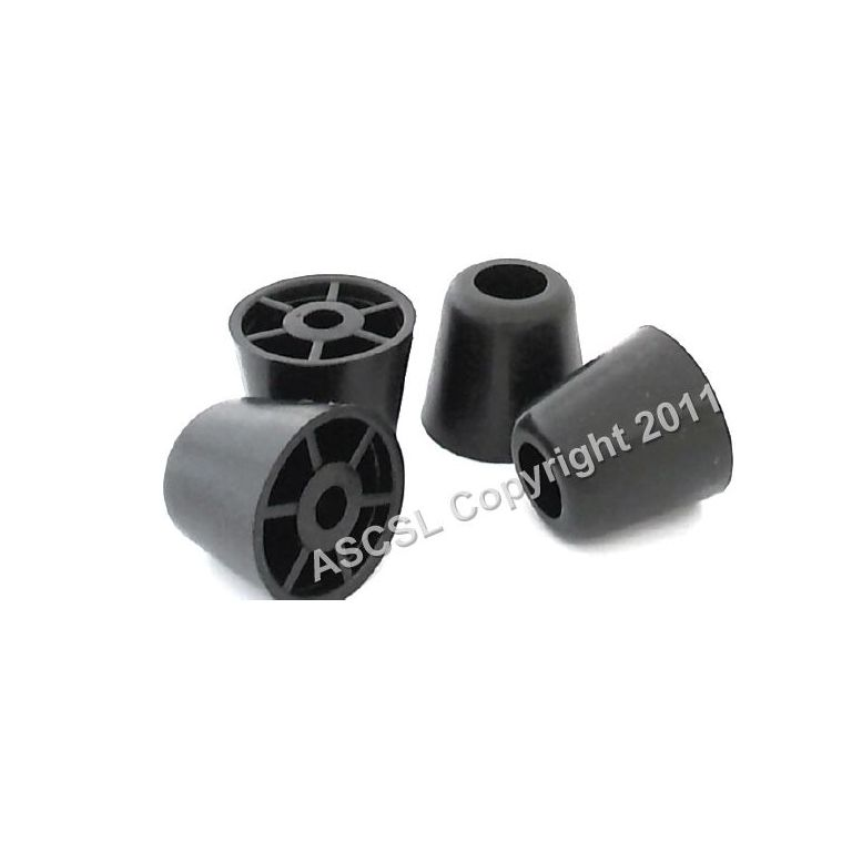 Feet (set of 4, including screws) - King Edward CL/COM Potato Oven