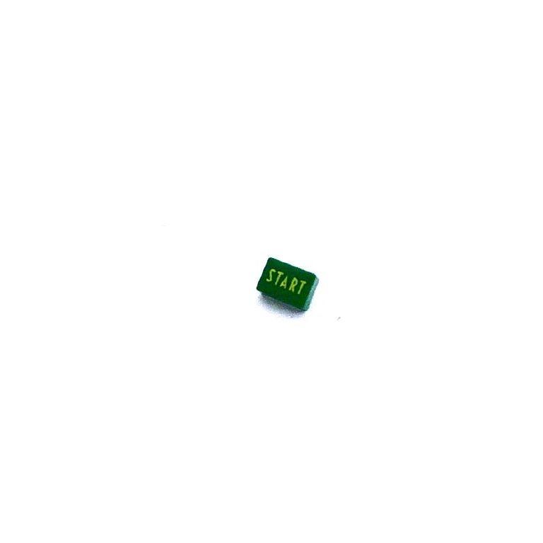 Green Start Button - Kromo Dishwasher K50