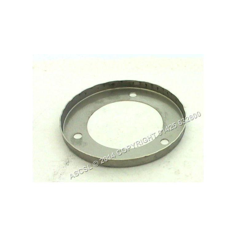 Flange for Wash Arm Support - Kronus MC501E Dishwasher
