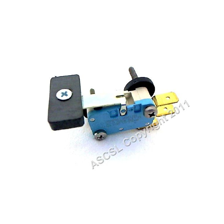 Door Catch- Krupps Coral 208DB Door CatchMicroswitch with Magnet * One only then obsolete *